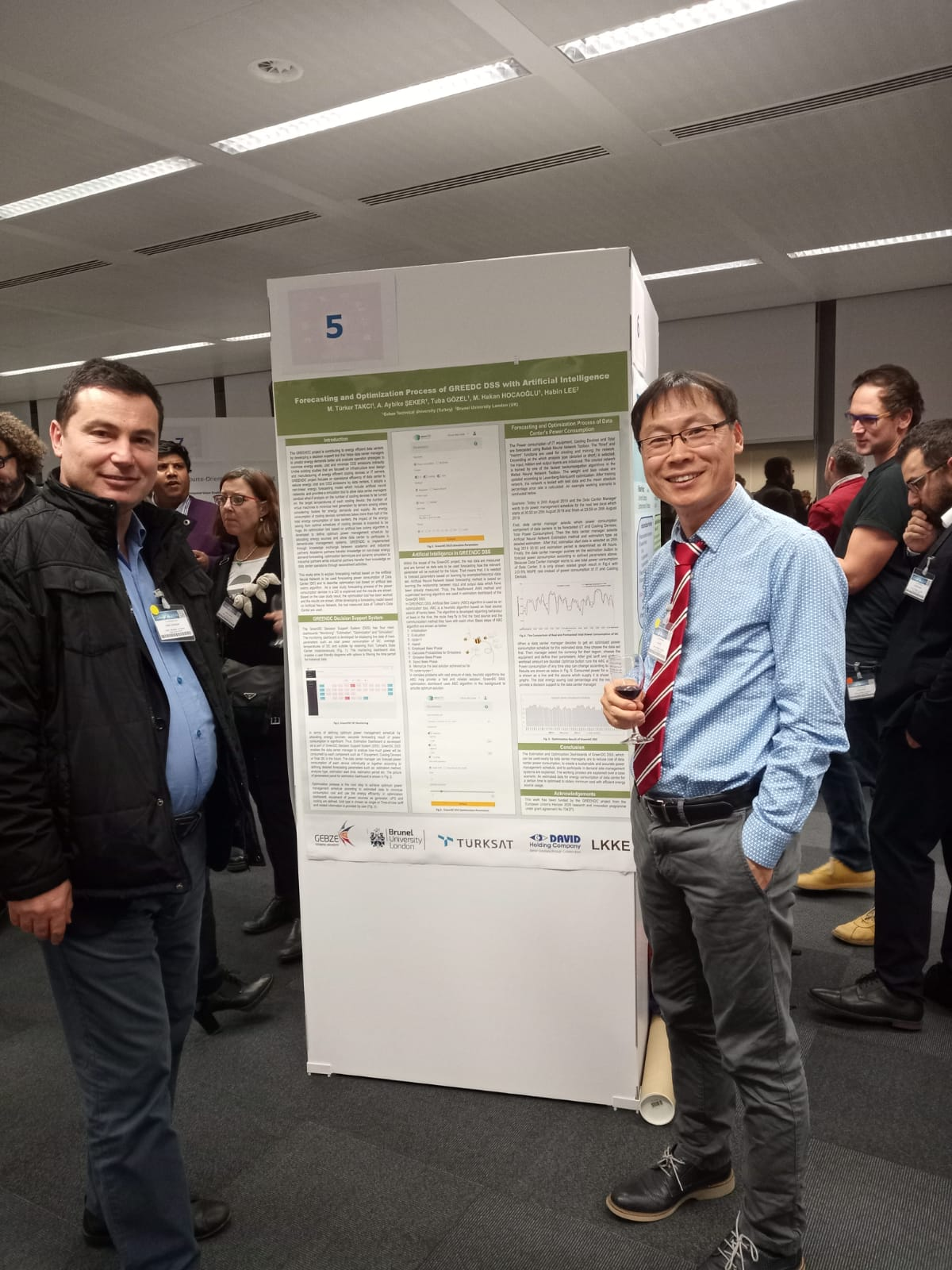 MSCA AI cluster meeting - 10-11 December 2019, Brussels