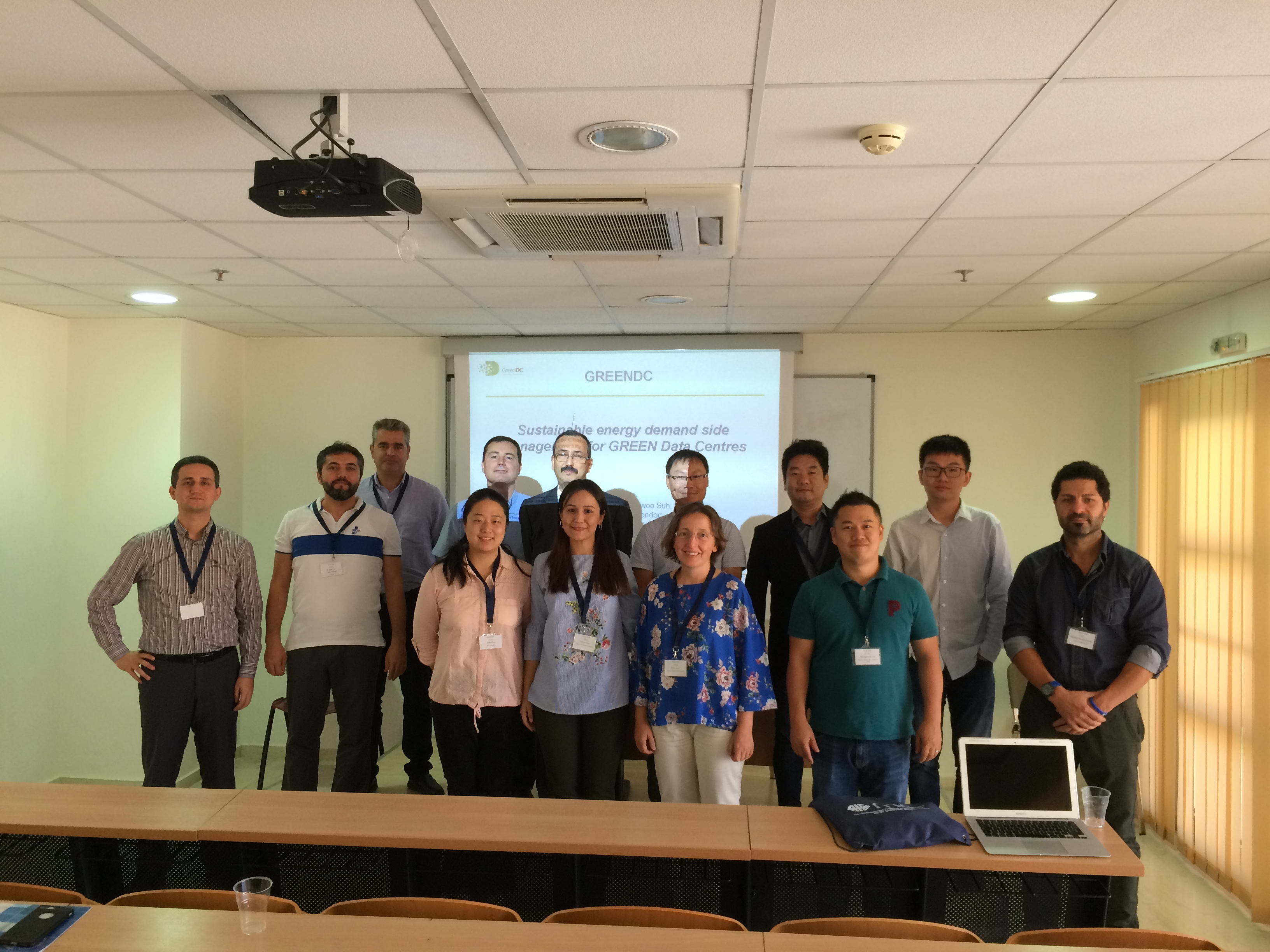 The first Workshop on Energy Data Analytics - Summary