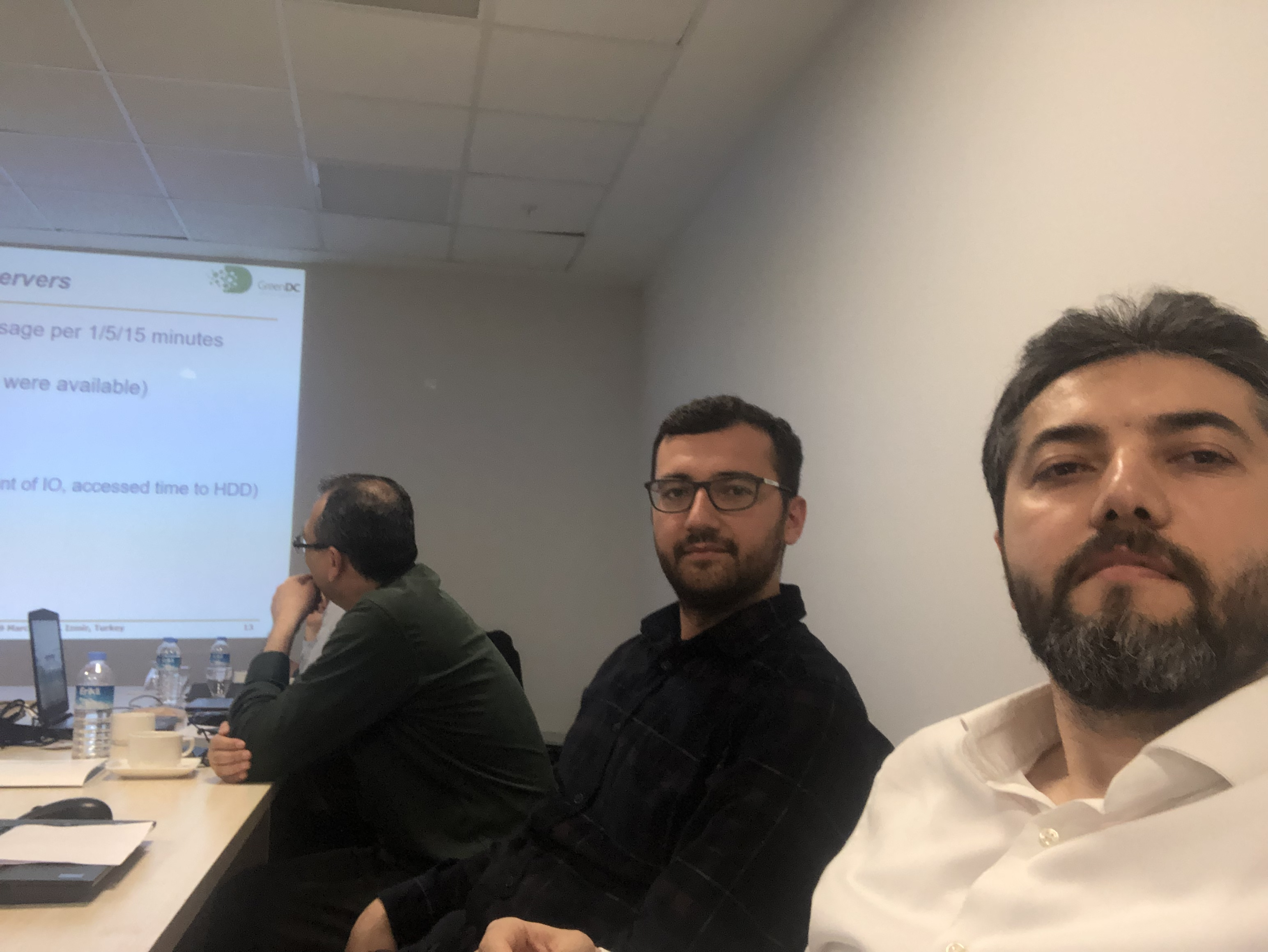 GA meeting - 25-28.03.2019, Izmir, Turkey